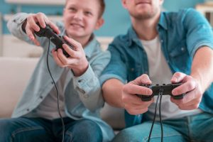 Are video games good or bad for children?
