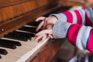 Can music lessons help with language development?