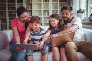 Benefits of screen time with our children
