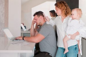 Digital devices during family time exacerbate bad behaviors