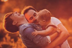Competitive parenting and karmic justice