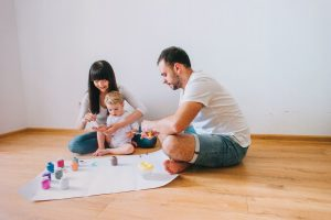COVID-19: Developmentally appropriate activities for toddlers