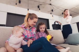How to hire a nanny for your child: 8 tips