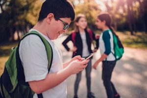 Cyberbullying: When your child is the bully