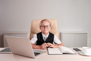 How I raise my kids with an entrepreneurial mindset