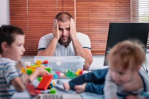 Working from home with kids without going remotely insane