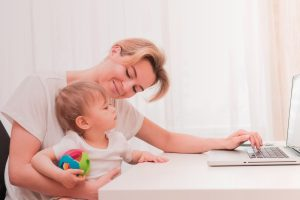 How to become a stay at home mom without losing your mind
