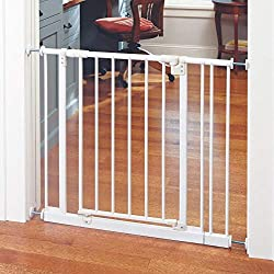 Easy Close Baby Gate