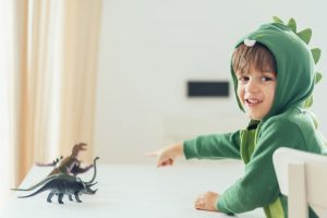 Why kids like dinosaurs: A dad digs for answers