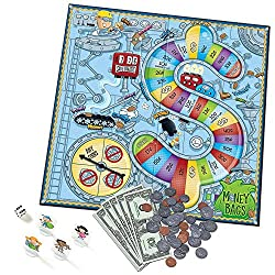Learning Resources Money Bags Coin Value