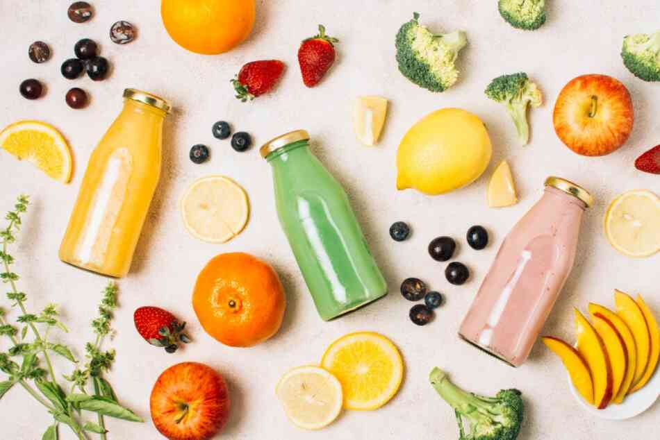 fruit and vegetable drinks for pregnancy