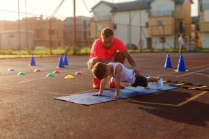 Why your kids should be playing sports