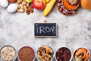 Anemia in children and teens: The importance of iron from an early age
