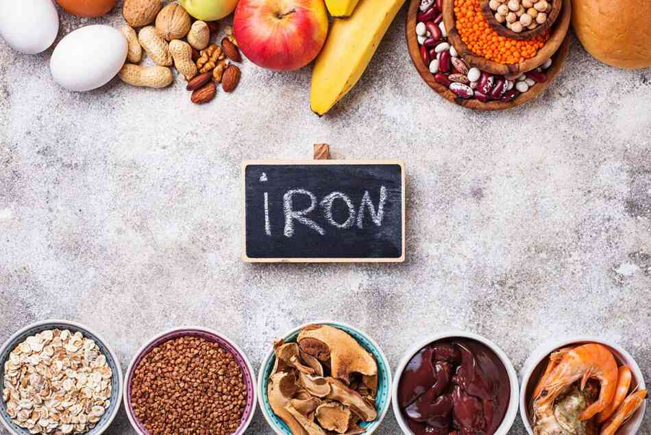 healthy sources of iron for your child