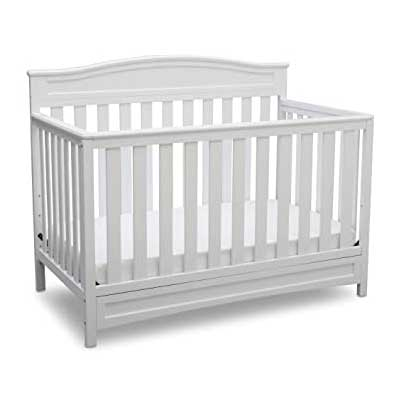 Delta Children Emery 4 in 1 Convertible Baby Crib
