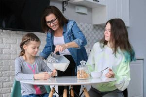 Recipes to increase dairy intake for your teens