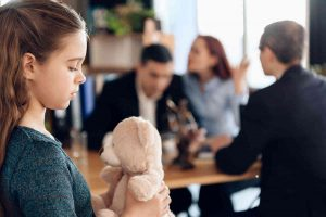 Effects of divorce on children in the long term