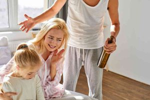 Effects of witnessing domestic violence on children: What happens when they grow up