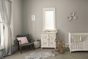 Designing the perfect baby nursery