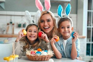 How to use up leftover Easter eggs