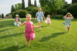Why free play is important to your kids