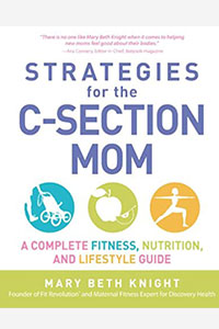 Strategies for the C-Section Mom Paperback