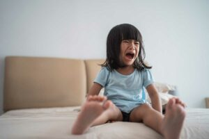Toddler tantrums vs. meltdowns: What's the difference and how to deal with them
