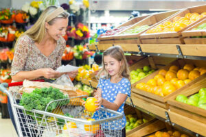 Make the grocery store count: How to incorporate learning while shopping