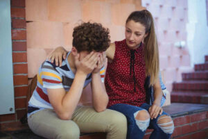 Peer support: How it helps teens with anxiety, depression, and stress