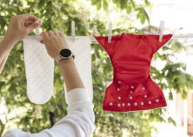 A guide on how to use cloth diapers