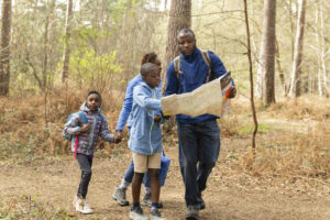 6 ways your kids can help plan your camping trip