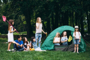 Camping activities for kids: Fun things to do while camping with kids