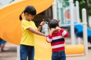 From childcare to high school—what to do if you don't like your kid's friend