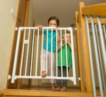 Baby gate: Why you need one at home