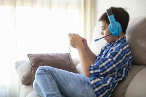 Protecting kids from the dangers of online gaming and gambling