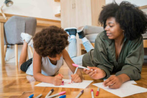 Why a daily schedule is important for school-age kids