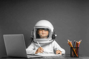 11 space books for kids with a fascination with outer space